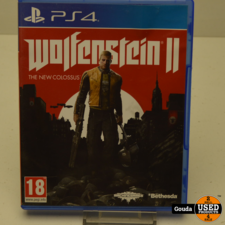 Playstation 4 game Wolfenstein 2