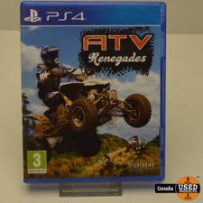 Playstation 4 game ATV Renegades