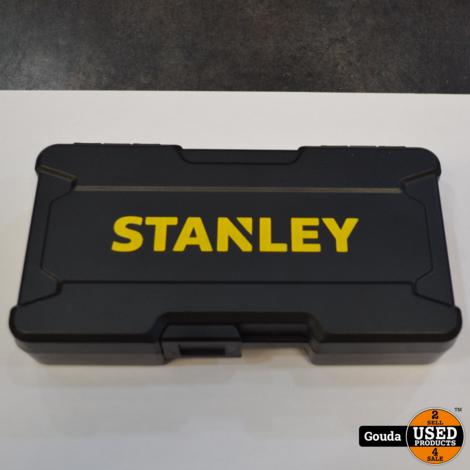 Stanley STMT82672-0 Compacte Doppenset 1/4 NIEUW in koffertje