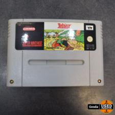 Nintendo SNES game Asterix