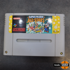 Nintendo SNES game Super Mario All stars