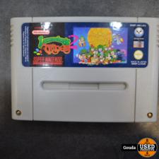 Nintendo SNES game Lemmings 2