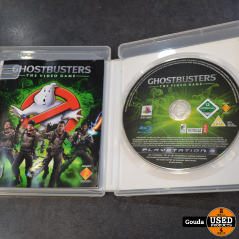 playstation 3 game Ghost busters