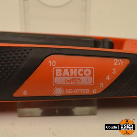 BAHCO BE-9776B Haakse Stiftsleutelset met Kogelkop 7-Delig NIEUW