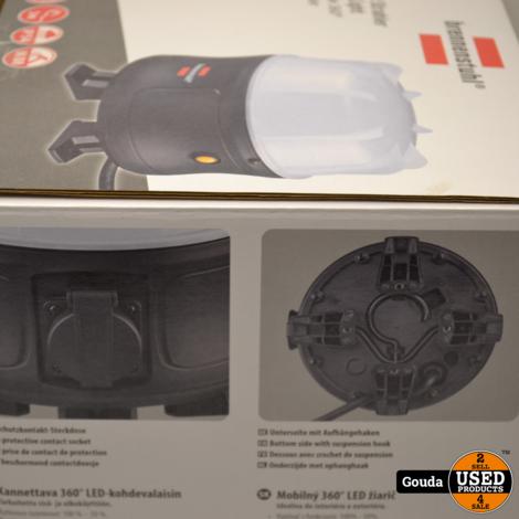 Brennenstuhl Mobiler 360 Led straler (1171410300) NIEUW in doos met bon van 04-09-2021