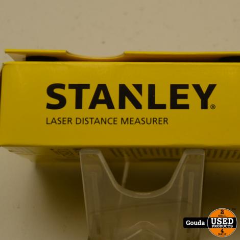Stanley Laserafstandsmeter STHT1-77409 - TLM50 15 Meter Nieuw in doos
