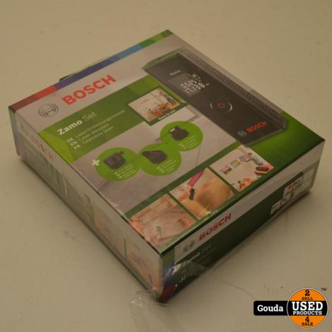 Bosch Zamo Set Laserafstandsmeter Nieuw in doos