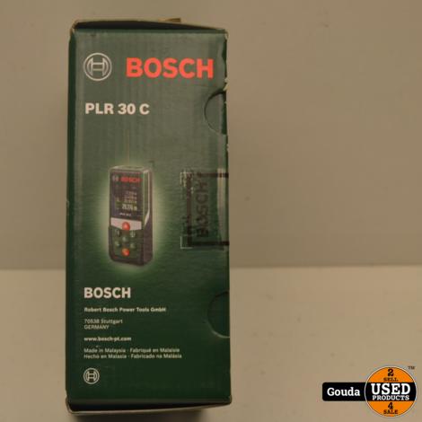 Bosch PLR 30C Laserafstandsmeter Nieuw in doos