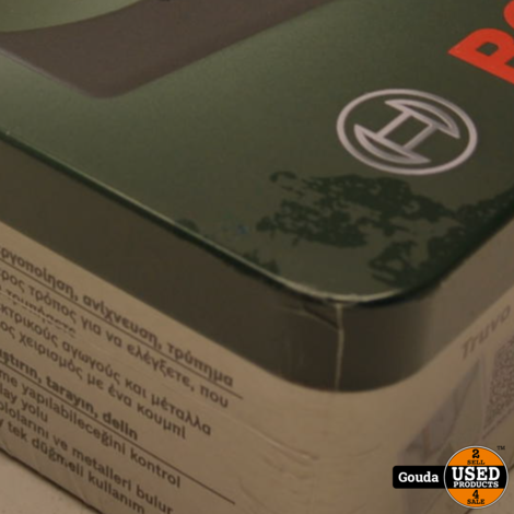 Bosch Truvo Multidetector NIEUW in ongeopend blik
