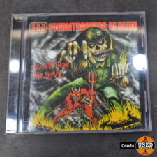 CD S.O.D. Stormtroopers Bigger than the devil