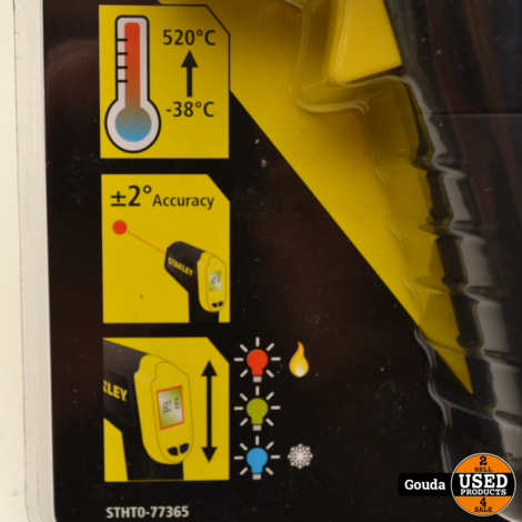 Stanley STHT0-77365 InfraRed Thermometer NIEUW in Blister