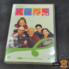 Dvd box Kees & Co 1-8