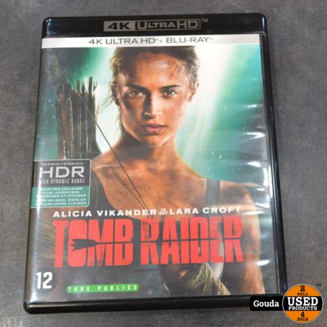 4K film Tomb raider