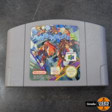 Nintendo 64 game Airboarder 64