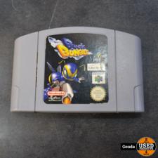 Nintendo 64 game Buck bumble