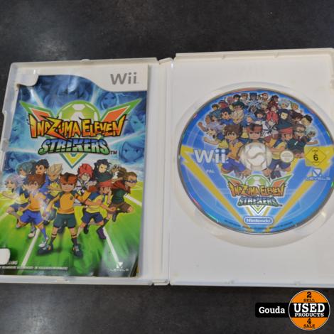 Wii Game Inazuma eleven strikers