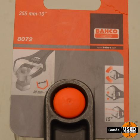 """Bahco 8072 Verstelbare Moersleutel 255 mm / 10"""""""