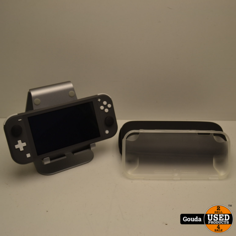 Nintendo Switch Lite Grijs - Nieuw in doos