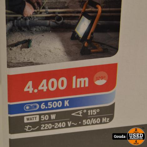 Brennenstuhl Jaro 5050M LED Bouwlamp 4.400 Lm 6.500 K NIEUW in doos