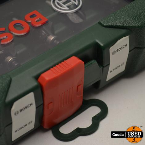 Bosch 2607019454 Hout Frezen set 6-stuks NIEUW in koffertje