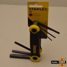 Stanley 2-69-264 Inbussleutelset 8 delig NIEUW