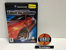 Nintendo [GameCube] Need for Speed Underground