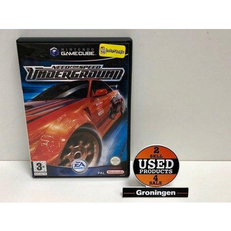 [GameCube] Need for Speed Underground