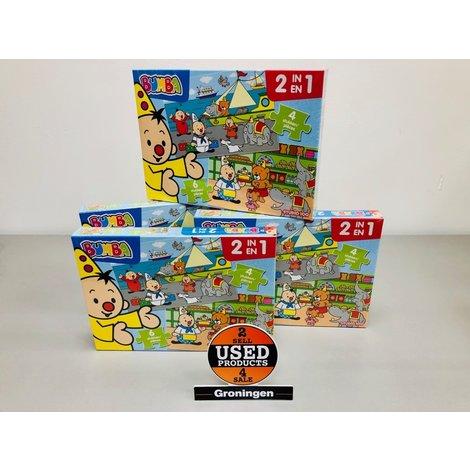 Bumba 2-in-1 puzzel (10-delig) | NIEUW