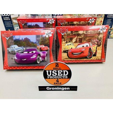 Disney Cars puzzel Holley Shiftwell   100 stukjes   NIEUW