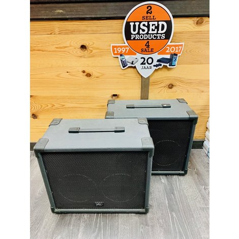 Torque TD628 PA Zang speakerset | Passief | 60 watt | 8 Ohm