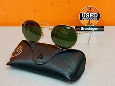 Ray-Ban Ray-Ban RB3447 Round Metal 001 53-21 zonnebril | incl. etui