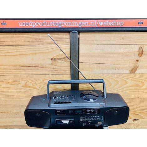 Sony CFD-50L Portable Radio/CD-speler
