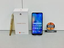 Huawei Huawei P20 Pro Dual Sim Black | NETTE STAAT! | incl. Cover, lader, boekjes en doos