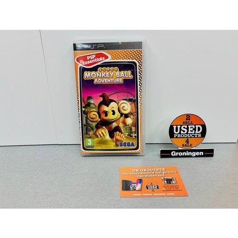 [PSP] Super Monkey Ball Adventure