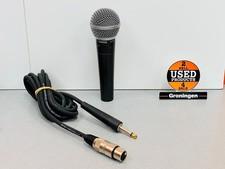 Shure Shure SM58 dynamische zangmicrofoon | incl. XLR-naar-Jack-kabel