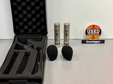 Behringer Behringer C-2 2 Studio condensator microfoons (set van 2) | incl. microfoon clip, windkap, stereobar
