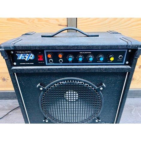 Realistic X-50 Combo gitaarversterker 80 watt