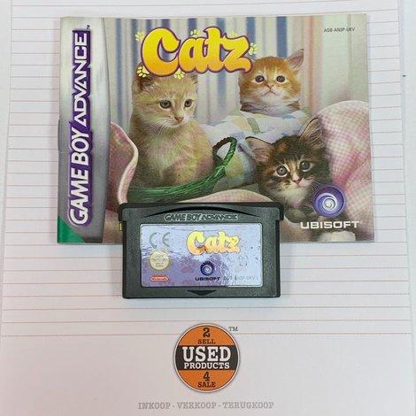 [GBA] Catz | AGB-AN3P-UKV1 | incl. boekje