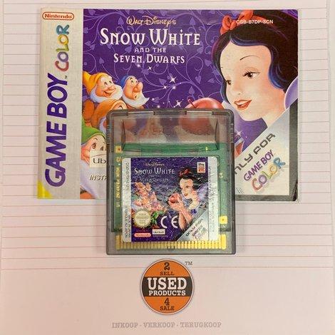 [GBC] Disney Sneeuwwitje en de Zeven Dwergen | CGB-B7DP-EUR | incl. boekje