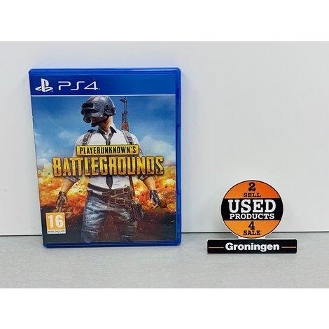 [PS4] PlayerUnknown's Battlegrounds PUBG