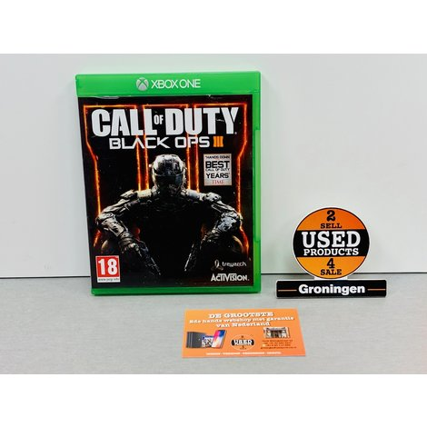 [Xbox One] Call of Duty Black Ops 3