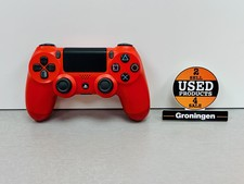PlayStation 4 [PS4] Sony DualShock 4 Controller V2 Red   NETTE STAAT!