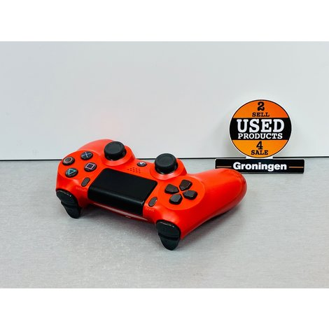 [PS4] Sony DualShock 4 Controller V2 Red   NETTE STAAT!