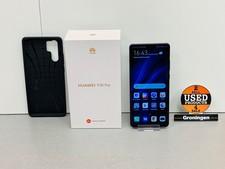Huawei Huawei P30 Pro 128GB Black | NIEUWSTAAT! | COMPLEET IN DOOS | nota (25-11-2019)