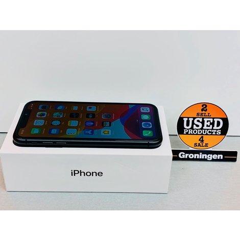 Apple iPhone 11 64GB Black | NIEUWSTAAT! | COMPLEET IN DOOS | nota (26-11-2019)