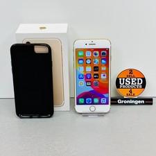 Apple Apple iPhone 7 32GB Gold | NIEUWE ACCU | incl. Cover, lader, boekjes en doos