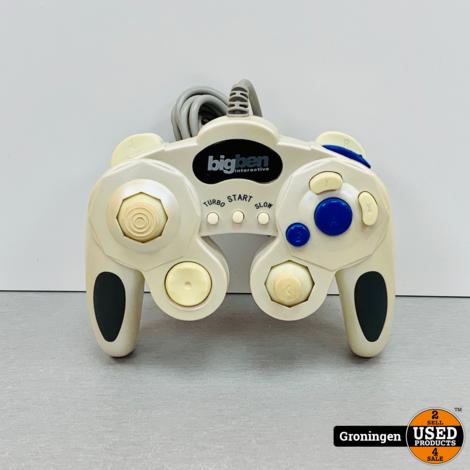 BigBen GameCube Controller White