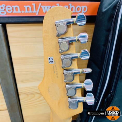 Ibanez Blaze 1995   Made in Japan   Custom Made met Roland effecten   incl. GEWA gevoerde gitaartas