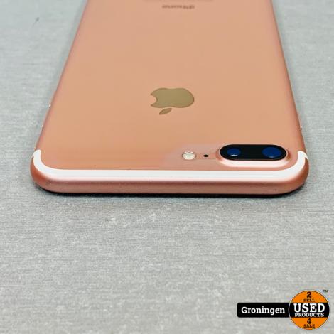 Apple iPhone 7 Plus 128GB Rose Gold MN4C2LL/A | NIEUWE ACCU