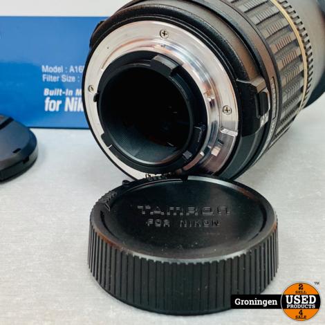 Tamron SP AF 17-50mm f/2.8 XR Di-II LD ASP IF V2 (Nikon) | incl. Zonnekap, lensdoppen, boekjes en doos